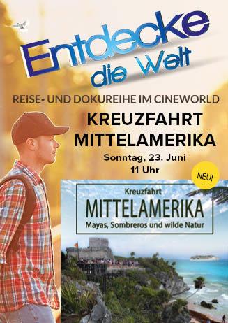 """190623 EdW """"Kreuzfahrt Mittelamerika"""""""