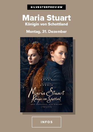 Silvester-Preview: Maria Stuart - Königin von Schottland