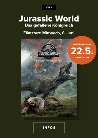 VVK: Jurassic World 2