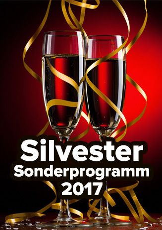 Silvester-Sonderprogramm