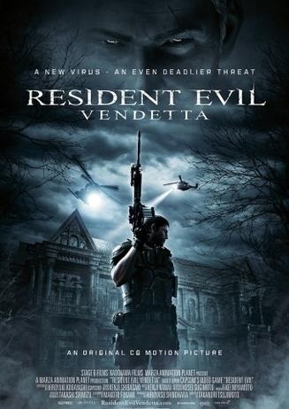 "Special: ""Resident Evil: Vendetta"""