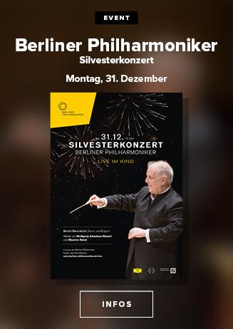 Silvesterkonzert Berliner Philharmoniker