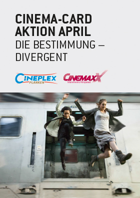 CineMA-Card - Aktion April