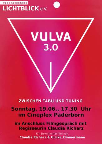 Lichtblick e.V. - Vulva 3.0 – Zwischen Tabu und Tuning (DF)
