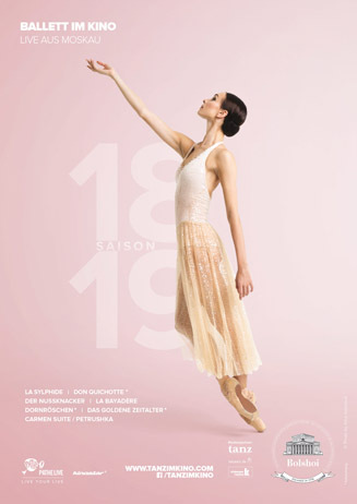 Bolschoi Ballett Saison 2018-19