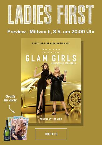 Ladies First Preview: Glam Girls - Hinreissend Verdorben