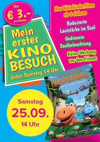 """210925 MeK """"Der kleine Drache Kokosnuss - Auf in den Dschungel!"""""""