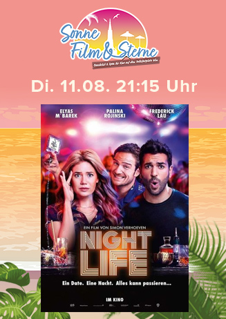 Sonne, Film & Sterne | Nightlife