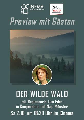 Preview mit Regisseurin: DER WILDE WALD