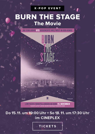 BURN THE STAGE – THE MOVIE