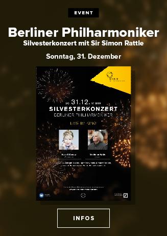 Berliner Philharmoniker Silvesterkonzert 2017/18