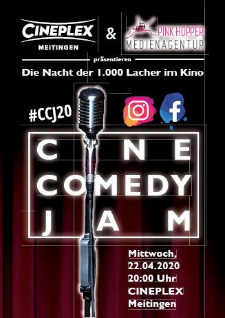 Cine Comedy Jam
