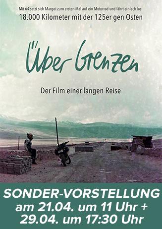 """Sonder-Vorstellung: """"Über Grenzen"""""""