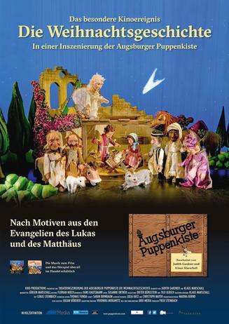 Die Weihnachtsgeschichte: Augsburger Puppenkiste
