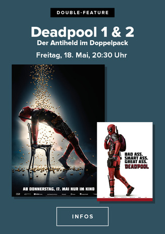 Double Deadpool 1+2