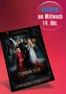 Preview Crimson Peak 14.10.2015