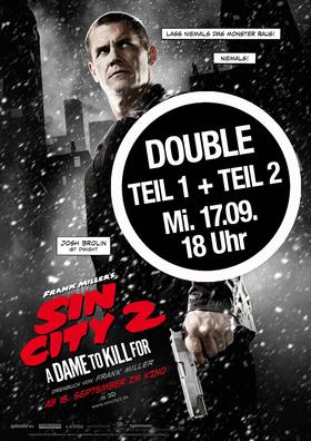 Das Double am 17.09. | 18 Uhr
