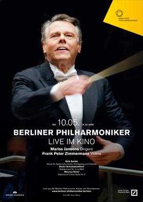 Live aus der Berliner Philharmonie