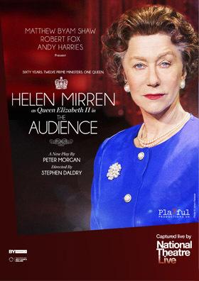 THE AUDIENCE mit Helen Mirren als Queen
