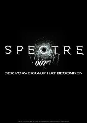 Vorverkauf 007 SPECTRE