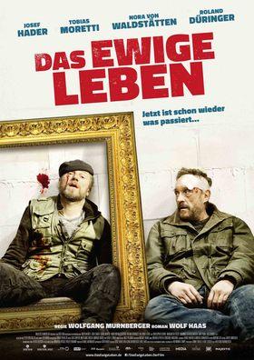 Das ewige Leben - Josef Hader live im Cineplex
