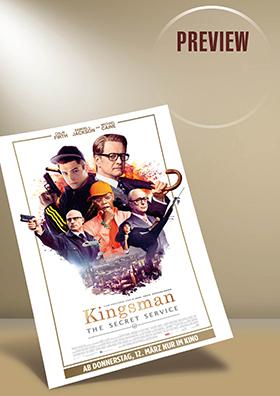 """Preview: """"Kingsman: The Secret Service"""""""