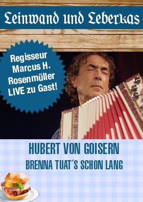 Marcus H. Rosenmüller Live zu Gast!