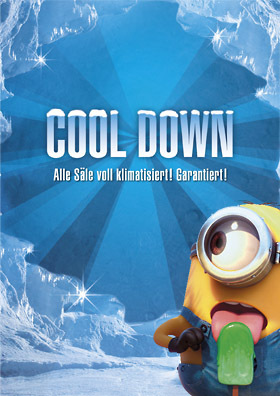 Cool down!