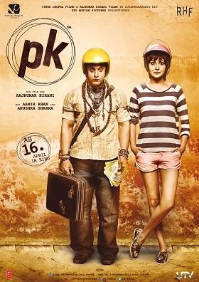 Bollywood Special: PK - Der Film am 16.04. um 19:45 Uhr
