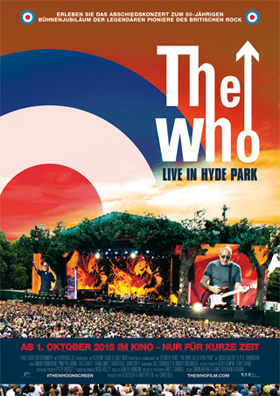 Legends of Rock: THE WHO - Live in Hyde Park