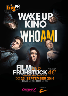BigFM WakeUp Kino: Who Am I