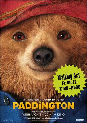 Paddington - Walking Act