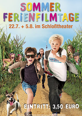 Ferienfilmtag im Schloßtheater
