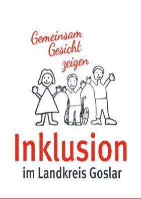 Gemeinsam Gesicht zeigen - Inklusion im Landkreis Goslar