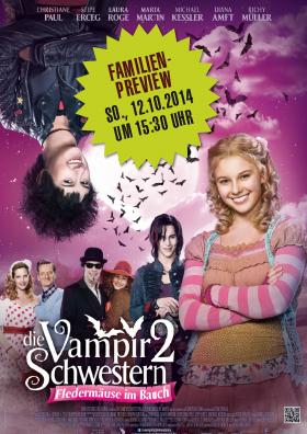 Familienpreview - Die Vampirschwestern 2