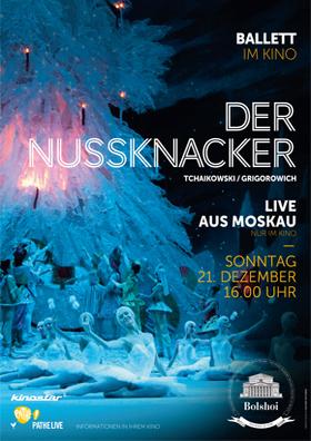 Bolshoi Ballett 2014/15: Der Nussknacker