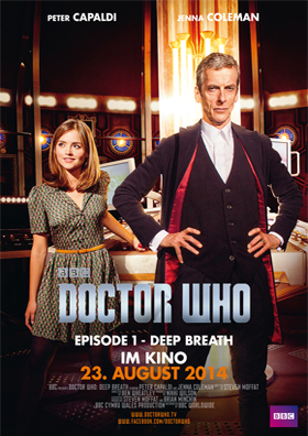 1.Folge 8.Staffel Doctor Who