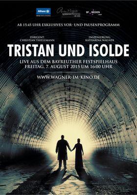 Bayreuther Festspiele 2015: Tristan und Isolde
