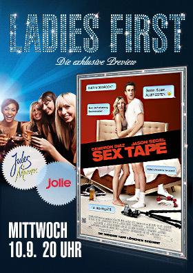 Ladies First: Sex Tape