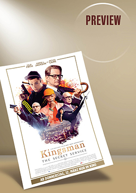 Preview: Kingsman: The Secret Service