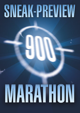 Sneak-Marathon Nr. 900