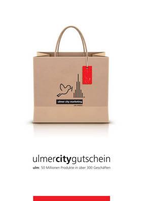 Ulmer City Gutschein