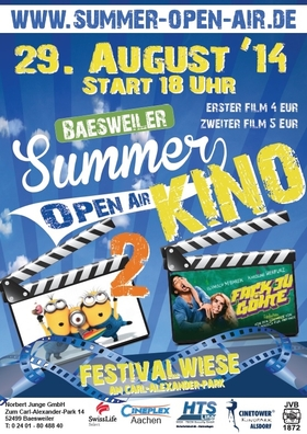 SUMMER OPEN AIR KINO
