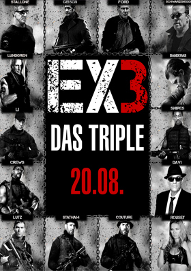 Triple Feature: Expendables