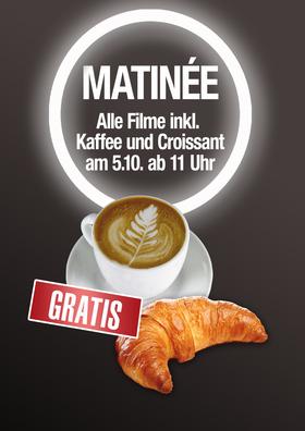 GRATIS Kaffee & Croissant | SO. 5.10.