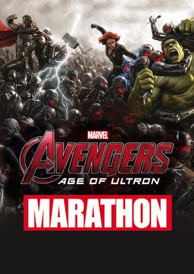 MARVEL-Marathon 24.4. | 15 Uhr