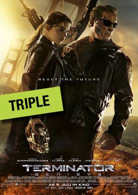 Terminator 1 & 2 + Terminator Genisys