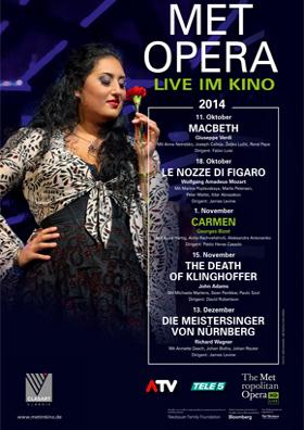 MET live - Carmen