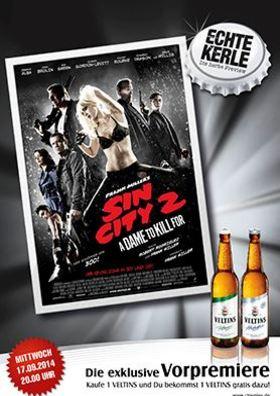 Echte Kerle: Sin City 2