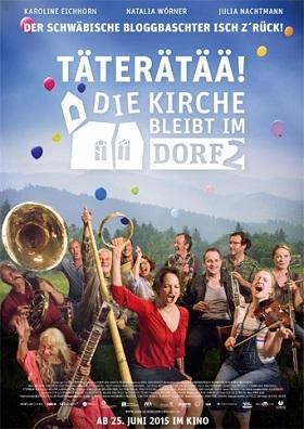 Preview TÄTERÄTÄÄ! - DIE KIRCHE BLEIBT IM DORF 2